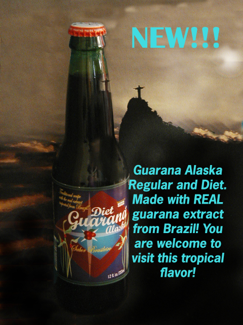 Guarana Alaska! Click for more information.
